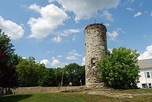 Millville, Massachusetts - Udor Tower, Millville