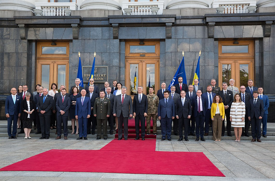 Ukraine – NATO Commission chaired by Petro Poroshenko (2017-07-10) 47.jpg