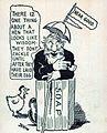 Umbrella Man on soapbox John Hager 1910.JPG
