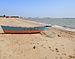 Un bote en la playa de San Carlos, Estado Zulia, Venezuela.JPG