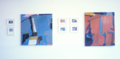 Undergraduate thesis exhibition of Christopher Willard. Maine College of Art, 1982.png
