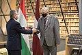 Ungārijas Nacionālās asamblejas priekšsēdētāja oficiālā vizīte Latvijā 03.jpg