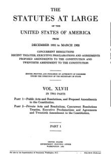 United States Statutes at Large Volume 47 Part 1.djvu