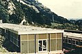 University of Stirling Pathfoot building with Ochils in the background.jpg