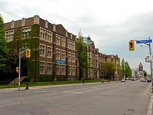 University of Toronto Schools - UTS in 2011