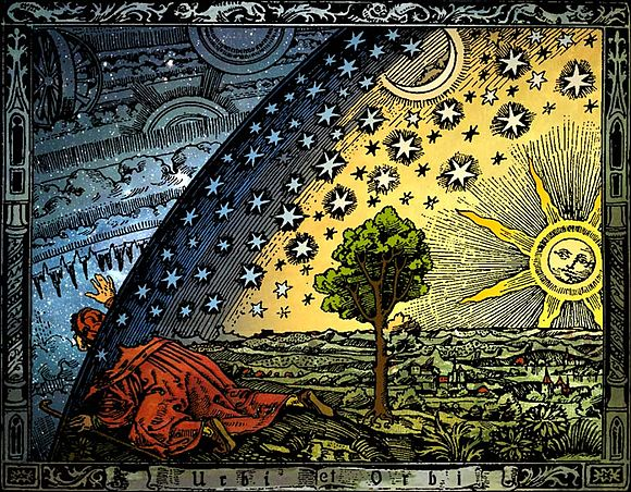 A colored version of the 1888 Flammarion engraving Universum.jpg