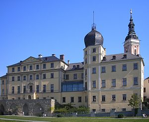 Imperial County of Reuss - Image: Unteres Schloss Greiz