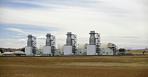 Origin Energy - Uranquinty Power Station (Natural gas)