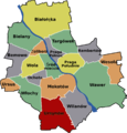 Ursynow Warsaw District Map.png