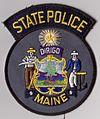 Usa - maine - state police.JPG