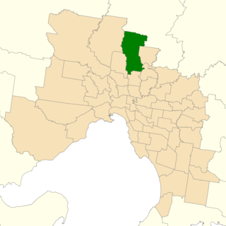 Electoral district of Thomastown state electoral district of Victoria, Australia