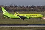 VP-BQF Boeing 737-800 S7 Airlines DUS 2018-11-17 (6a) (45888075682).jpg