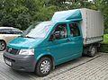VW Transporter T5 w Krakowie (2).jpg