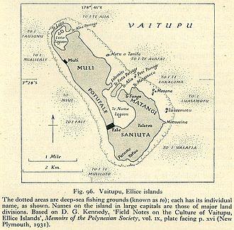 Vaitupu - Image: Vaitupu ellice islands