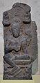 Vajrapani - Basalt - Pala Period Circa 8th Century AD - Nalanda - Archaeological Museum - Nalanda - Bihar - Indian Buddhist Art - Exhibition - Indian Museum - Kolkata 2012-12-21 2278.JPG