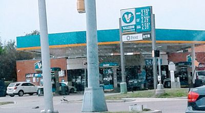Valero energy wikiwand a valero gas station in haltom city texas on western center blvd that opened in colourmoves