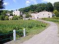 Valprionde 46800 Le village et l'église 09-08-1999.jpg