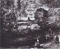 Van Gogh - Der Pfarrgarten in Nuenen mit Teich und Figuren.jpeg