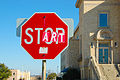 Vandalized stop sign - start and stop.jpg