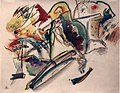 Vasily Kandinsky. Watercolor No. 13 (1913) (24799183930).jpg
