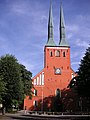 Vaxjo´s church.jpg