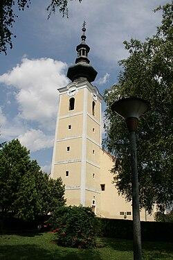 Veľké Úľany kostol.JPG