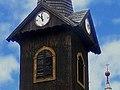 Vežové hodiny Tatranská Javorina 14 Slovakia.jpg