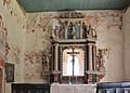 Vederslövs gla kyrka.Koret011.JPG