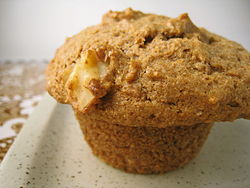 Vegan Banana Walnut Muffins (4107475662).jpg