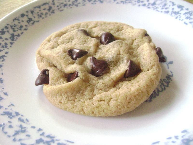 File:Vegan Chocolate Chip Cookie.jpg
