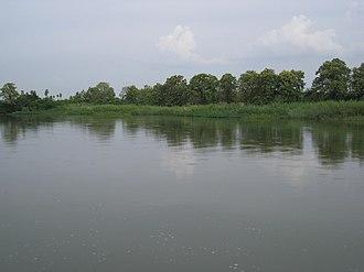 Vennaaru River - Image: Vennaaru River 1