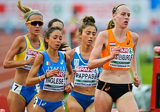 Veronica Inglese Italian long-distance runner