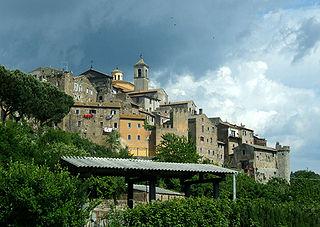 Vetralla Comune in Lazio, Italy