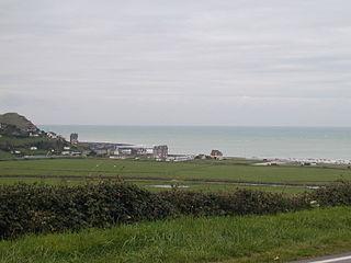 Veulettes-sur-Mer Commune in Normandy, France