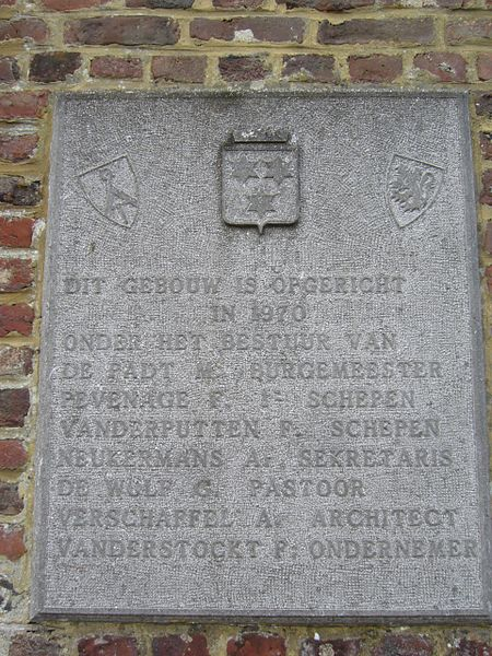 This is a photo of onroerend erfgoed number 8773