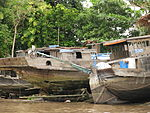 Vietnam 08 - 085 - boats pulled up (3184875110).jpg