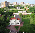 View from the roof of 2nd dormitory of Kaunas University of Technology - panoramio.jpg