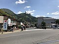 View in front of Tsuwano Station.jpg