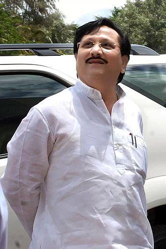 Deputy Chief Minister of Maharashtra - Image: Vijaysinh Mohite Patil 2014 05 19 00 16