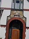 villa in overgangsstijl met art nouveau-elementen ca 1905 - 3