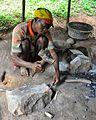 Village Blacksmith, Aari Tribe (8043048936).jpg