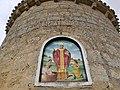 Villandiego, La rosaleda de san Nicolás (ábside).jpg
