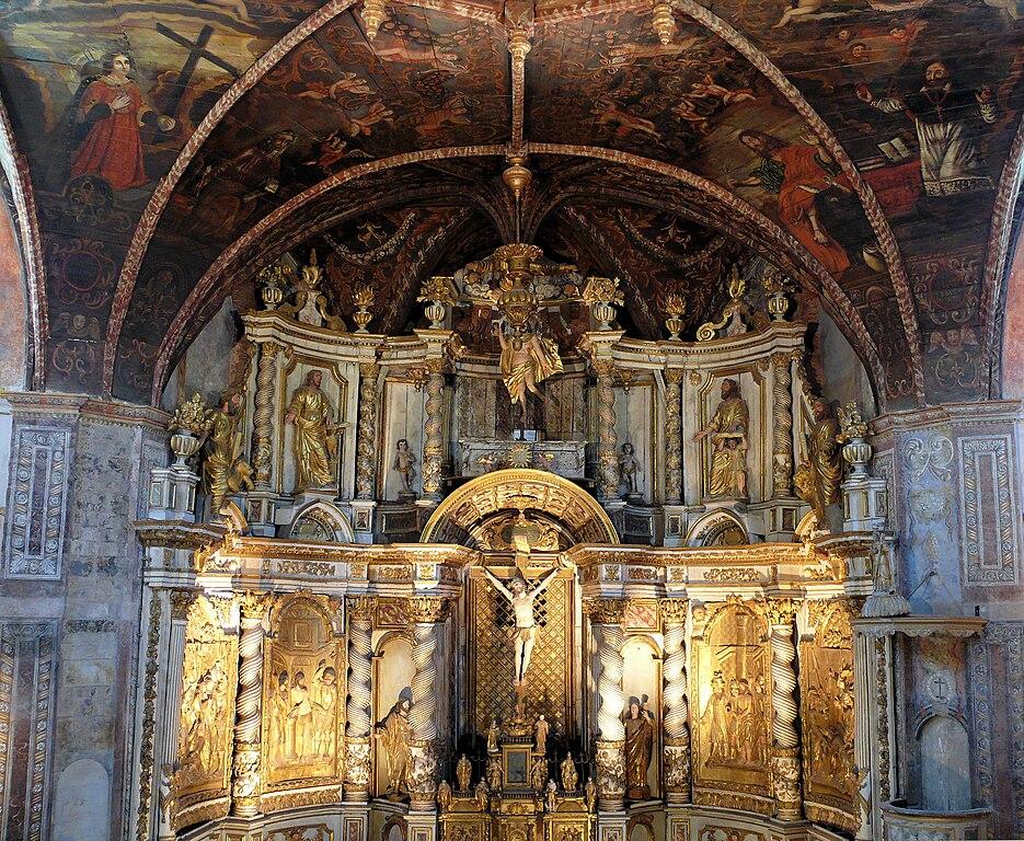 Chapelle des Pénitents Noirs Villefranche-de-Rouergue (Вильфранш-де-Руэрг), Франция - путеводитель
