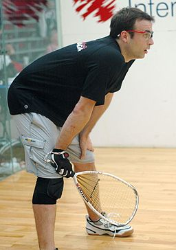 Vincent Gagnon at 2007 US Open Racquetball Championships