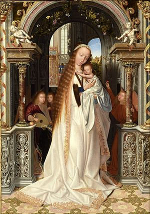 Virgin with child-Quentin Metsys-MBA Lyon A2908-IMG 0271.jpg