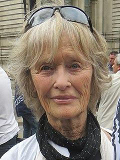 Virginia McKenna British actress