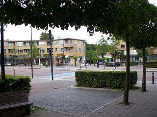 suburb North of Copenhagen