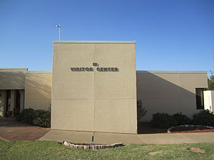 Western Texas College - Visitor Center at Western Texas College