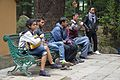 Visitors - Hidimba Devi Temple Conplex - Manali 2014-05-11 2694.JPG