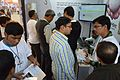 Visitors - Wikimedia Stall - 38th International Kolkata Book Fair - Milan Mela Complex - Kolkata 2014-02-03 8269.JPG